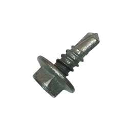 Hex Head Drill Point Screw 8x12mm - 1000 Pack