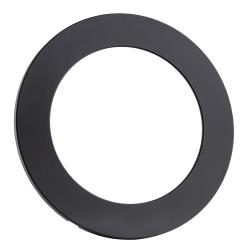 Black Clip-on Cover to Suit Voltex Monaco Downlight