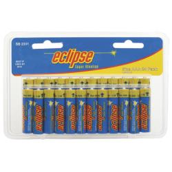 BATTERIES: 1.5V AAA, ALKALINE 24/PACK