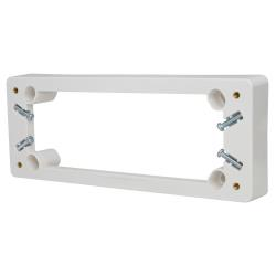 Voltex Four Gang 25mm Mounting Block