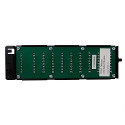 Telco Distribution Module - 110 Punch Down - 8 Port