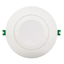 Adaptor Flange 110-160mm (Suits Voltex Monaco LED Downlight)